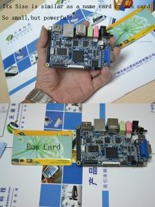 E8 and Card